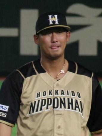 中田翔(写真は日本ハム時代)