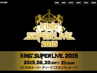 KING SUPER LIVE© 2015 KING RECORD CO., LTD. ALL RIGHTS RESERVED.
