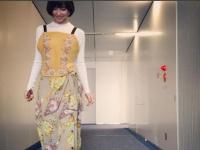 篠田麻里子インスタグラム(@maricollet3)より。