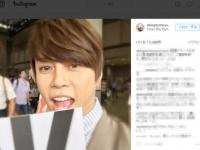 T.M.Revolutionの西川貴教公式Instagramより。