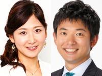 左:「NHKアナウンス室」より 右:フジテレビ「アナマガ」より
