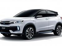 ヴェゼルの電気自動車バージョン?!中国専用モデルのホンダ・X-NVコンセプトを発表!