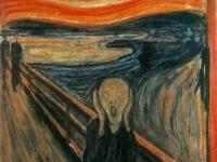 ムンク『叫び』 画像は「Wikipedia」より