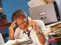 心血管代謝疾患のある男性は仕事のストレスに注意(depositphotos.com)