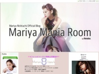 西内まりやオフィシャルブログ「Mariya Mania Room」より