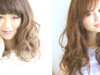 安室奈美恵ちゃん風♪♪外国人風ウェービーヘアでカジュアルカッコよくなる。