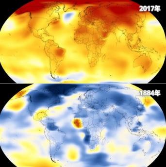 記録的な寒波とか来るけども、地球は全然冷えてない。記録的な暑さはその2倍も増えている(研究者)