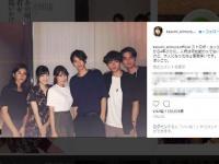 有村架純Instagram(@kasumi_arimura.official)より