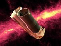 スピッツアー宇宙望遠鏡 画像は「Wikipedia」より引用