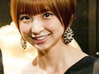 元AKB48の篠田麻里子