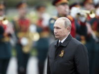 ロシアのウラジーミル・プーチン大統領(写真:AP/アフロ)