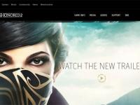 『Dishonored 2』公式サイトより