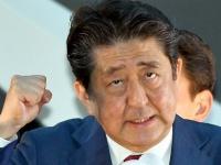 安倍首相(写真:Natsuki Sakai/アフロ)