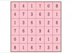 【ひらめき力クイズ】マスに描かれた数字の法則性とは・・・。