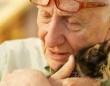 やさしい世界。子猫と出会ったおじいさんの写真に関する海外の反応