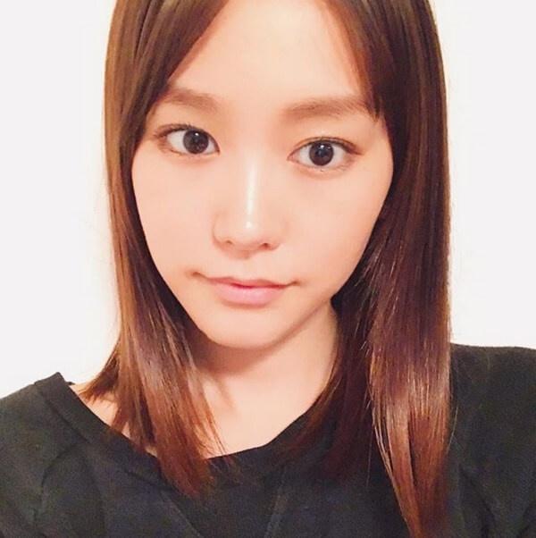桐谷美玲 前髪伸ばして おでこ出しの新ヘアスタイルが絶賛の嵐 1