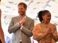 メーガン妃を誇らしげに見守るハリー王子の姿が話題に