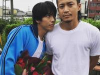 ※画像は賀来賢人のインスタグラムアカウント『@kento_kaku』より
