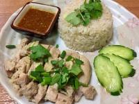 タイ料理・カオマンガイ