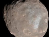 火星第1衛星・フォボス 画像は「Wikipedia」より引用