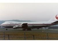 日航事故機のJA8119(「Wikipedia」より)