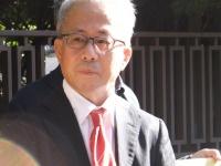 300万円の供託金を納められず、14年衆院選で立候補を断念せざるを得なかった原告の近藤直樹氏