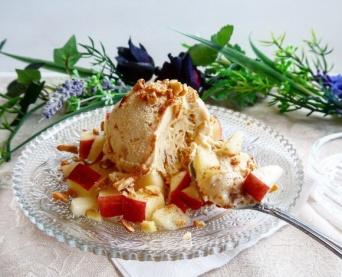 コンビニ食材でかけ算グルメ。プッチンプリン+アイス+ローソンのナッツで作る激ウマカフェ風アイス【ネトメシ】