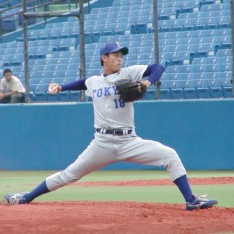 プロでは活躍できなかったものの、東大野球部のエースとして活躍した松家卓弘
