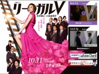 『リーガルV〜元弁護士・小鳥遊翔子〜』(テレビ朝日系)公式サイトより