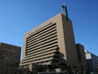 朝日新聞東京本社(wikipediaより)