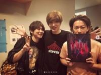 ※画像は城田優のインスタグラムアカウント『@yu_shirota』より