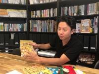 探究授業の魅力について熱く語る宝槻泰伸氏