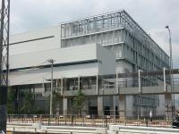 建設工事中の豊洲市場(「Wikipedia」より)