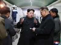 北朝鮮の金正恩朝鮮労働党委員長(提供:KCNA/UPI/アフロ)
