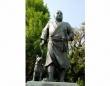 東京・上野の西郷隆盛像