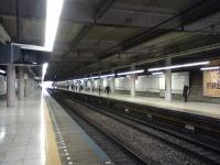 東急田園都市線の青葉台駅のホーム(「Wikipedia」より)