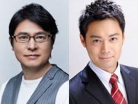 左:安東弘樹アナ(株式会社キューブ オフィシャルサイトより)   右:高野貴裕アナ(TBSアナウンサーオフィシャルサイトより)