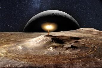 火星の火山が活動している可能性。生命体が存在に期待