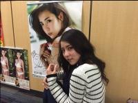 「石川恋オフィシャルブログ」より。
