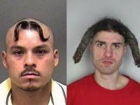 そりゃ捕まるわ。目立つことこの上ない突出したヘアスタイルをした犯罪者たちのマグショット最新図鑑