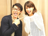 安部礼司と加藤綾子