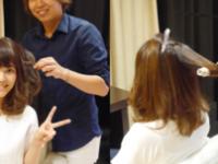 夏髪Changeに完全密着♡イマドキ女子の髪のお悩み4つを一気に解決してみた!!!