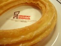 ミスタードーナツのロゴ(「Wikipedia」より)