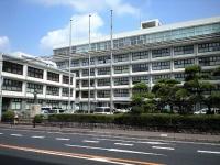 千葉県市川市役所(「Wikipedia」より)