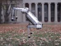 こいつ、回るぞ・・・バク転できる四足歩行ロボット「ミニチーター」が開発される(米マサチューセッツ工科大学)