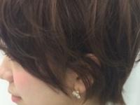 クールフェミニンで夏はスッキリ!!ショートスタイルで涼しげ女度をアゲる◎