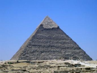 ギザの大ピラミッドの内部を360度視点で見ることができるワクワク動画(エジプト)