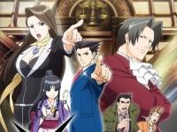 TVアニメ『逆転裁判』公式サイトより。