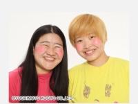 吉本興業 オフィシャルサイトより/よしこ(左)まひる(右)