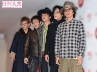 左から中居正広、草なぎ剛、香取慎吾、稲垣吾郎、木村拓哉